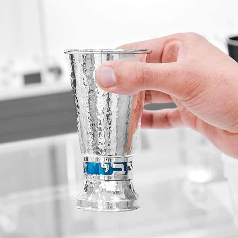 כוס קידוש מותאם אישית